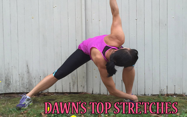 5 STRETCHES YOU NEED TO KNOW