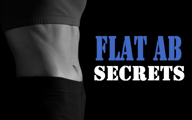 3 SIMPLE CORE EXERCISES FOR A FLAT TUMMY