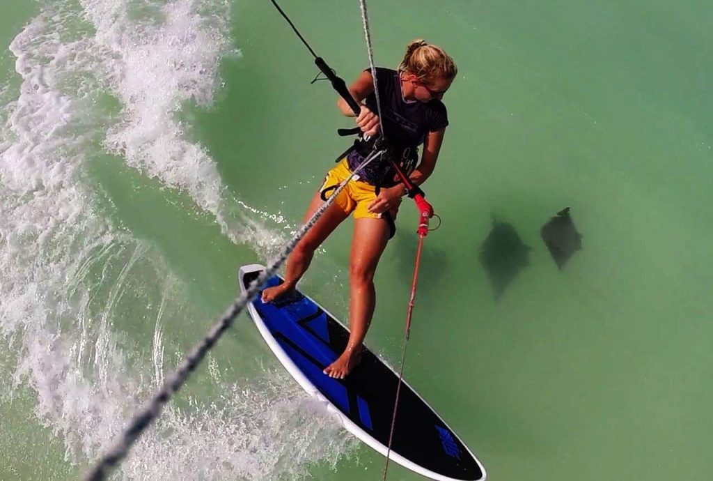 pc: Holbox Kiteboarding